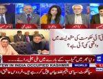 Analyst Salman Ghani Fall Due To Chair Broken in Live Dunya News Program